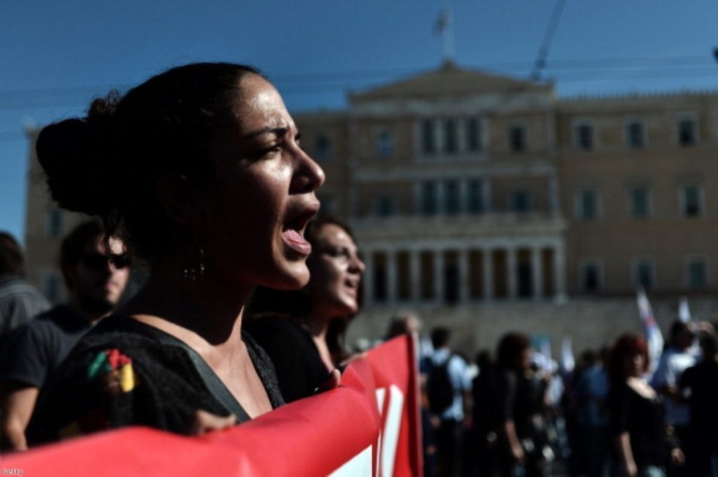 Globally, women have become the face of austerity