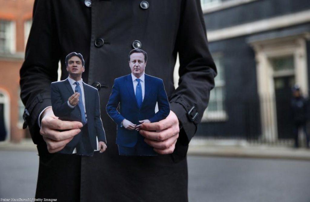 Both Ed Miliband and David Cameron desperately need to win their TV debates