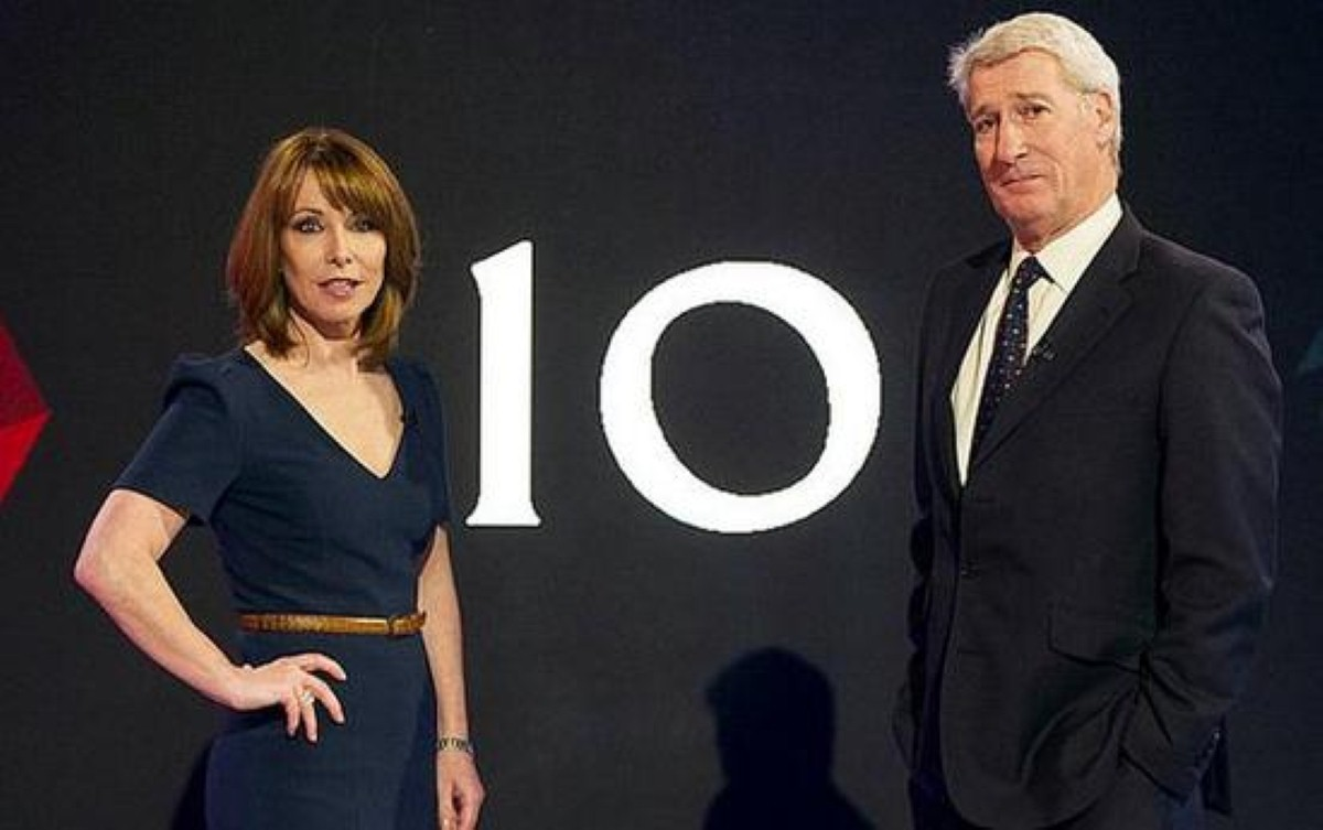 Kay Burley and Jeremy Paxman: Neither of these people are going to be prime minister