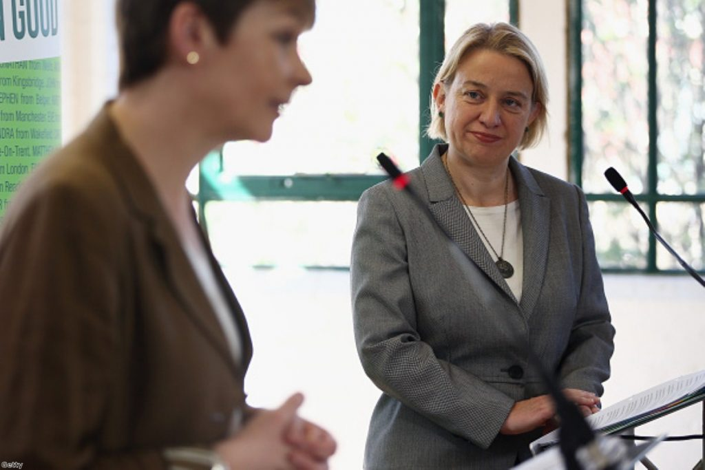 Natalie Bennett: Is she still the woman to lead the Greens into battle?
