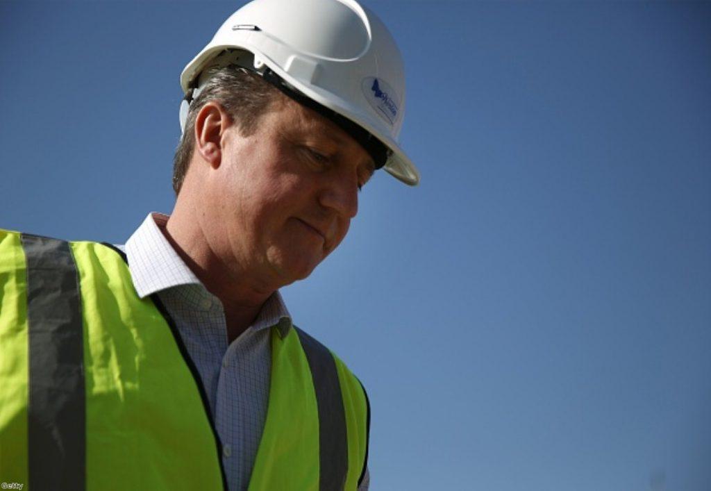 David Cameron: Losing the battle of ideas