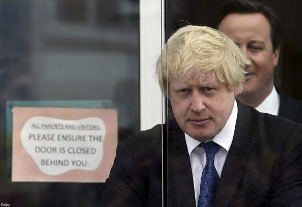 Boris Johnson: The Tories' next big hope?