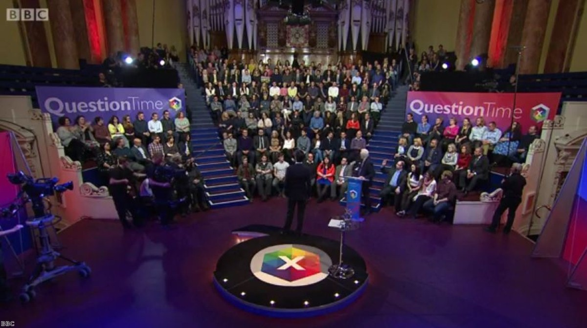 The Question Time debate saw leaders reveal their communication strengths - and weaknesses