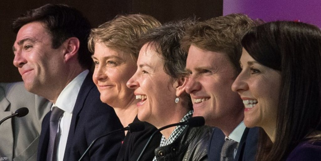 Labour's leadership contenders: Five differing shades of Blairite