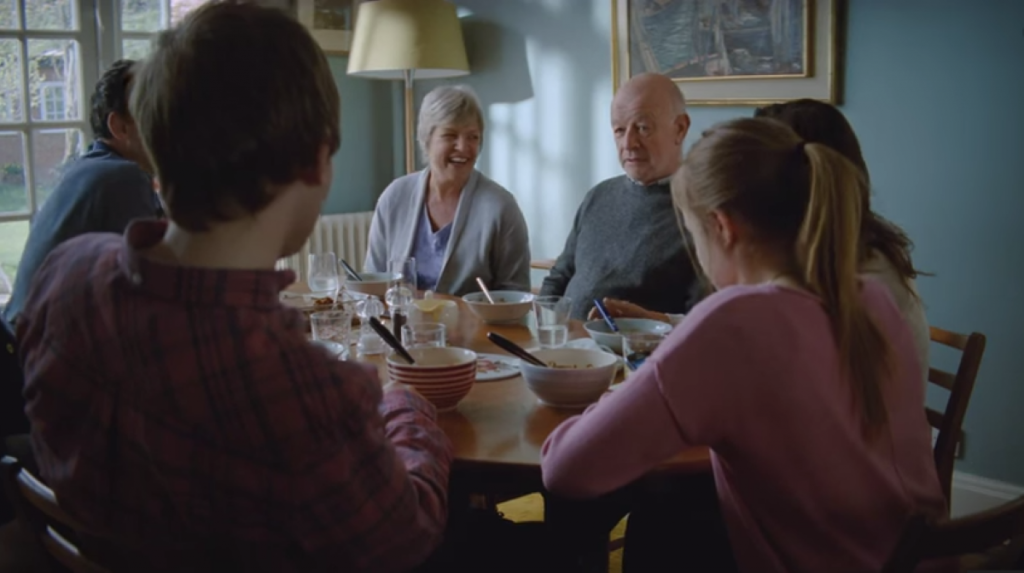 Alzheimer's Society is running an advertising campaign to make people more aware of the Society and how we can support people affected by dementia.