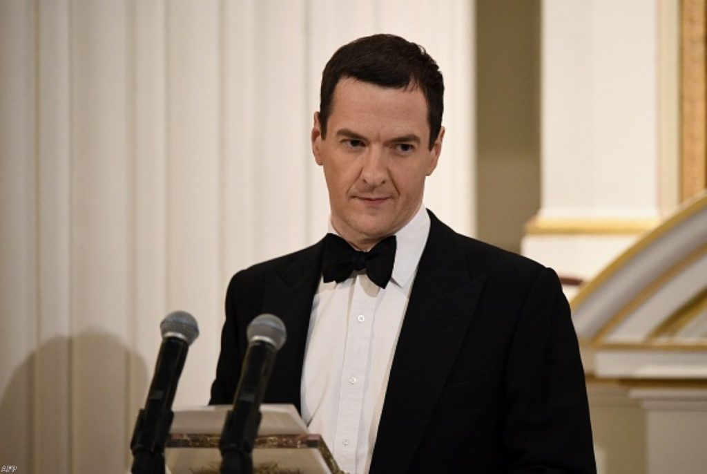 Osborne's 'compulsory living wage' falls short of level needed to live on
