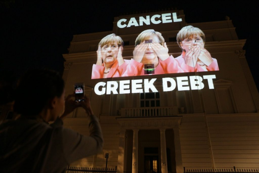 Most observers accept Greece needs debt relief, but Merkel is reluctant