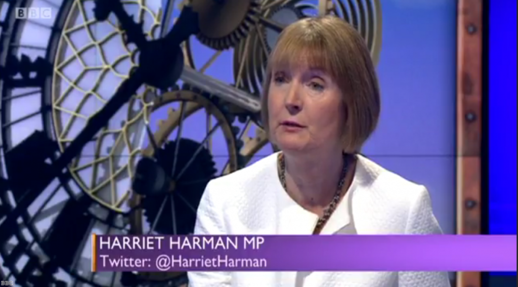 "Harriet Harman: ""We have got to recognise why it was that the Tories are in government and not us"""