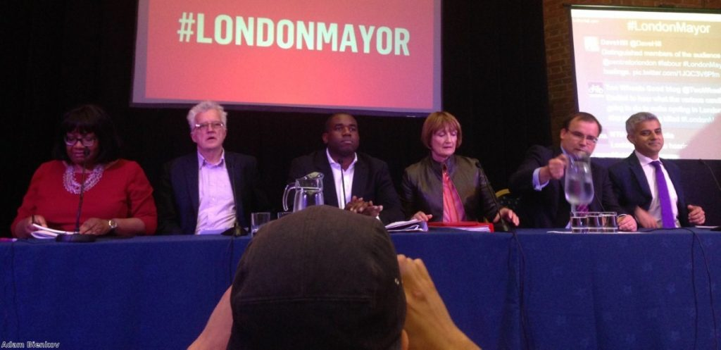 Labour's London mayoral candidates seek to benefit from surge in Corbyn supporters