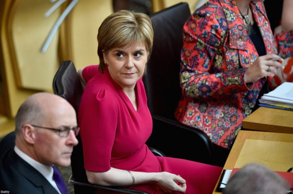 There is a growing gap between SNP rhetoric and reality