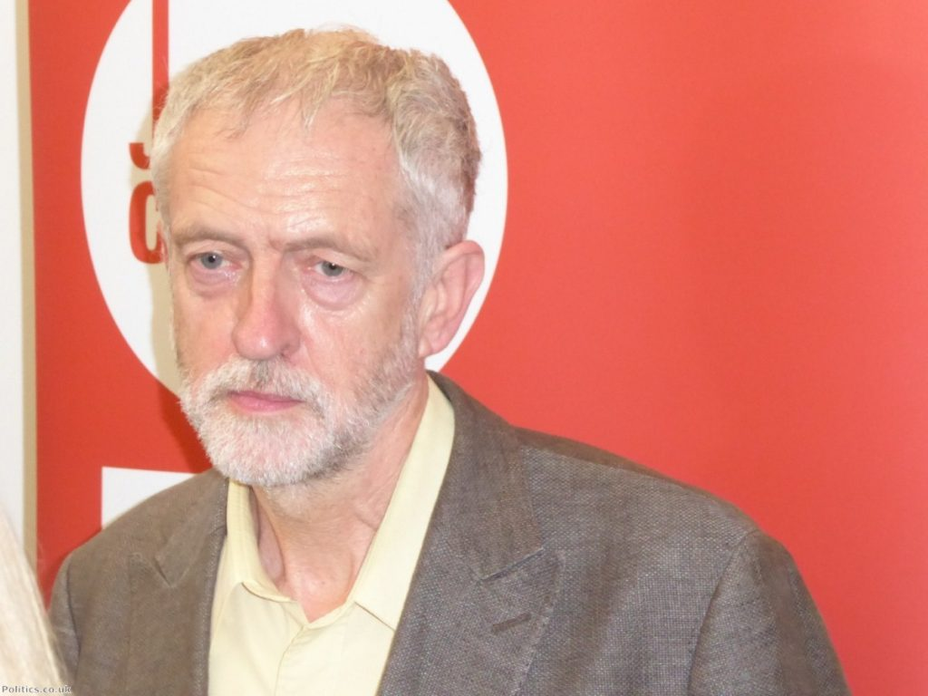 Jeremy Corbyn faced criticism this week for only appointing men to top Shadow Cabinet posts