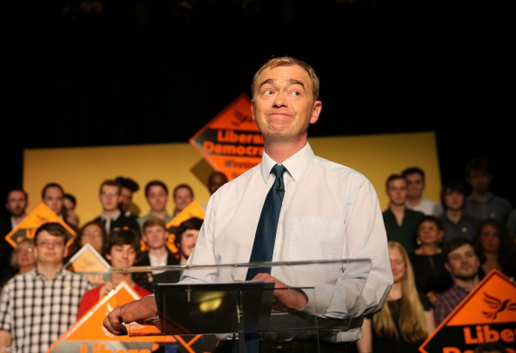 Is the new Lib Dem leader underestimating the task ahead of him?