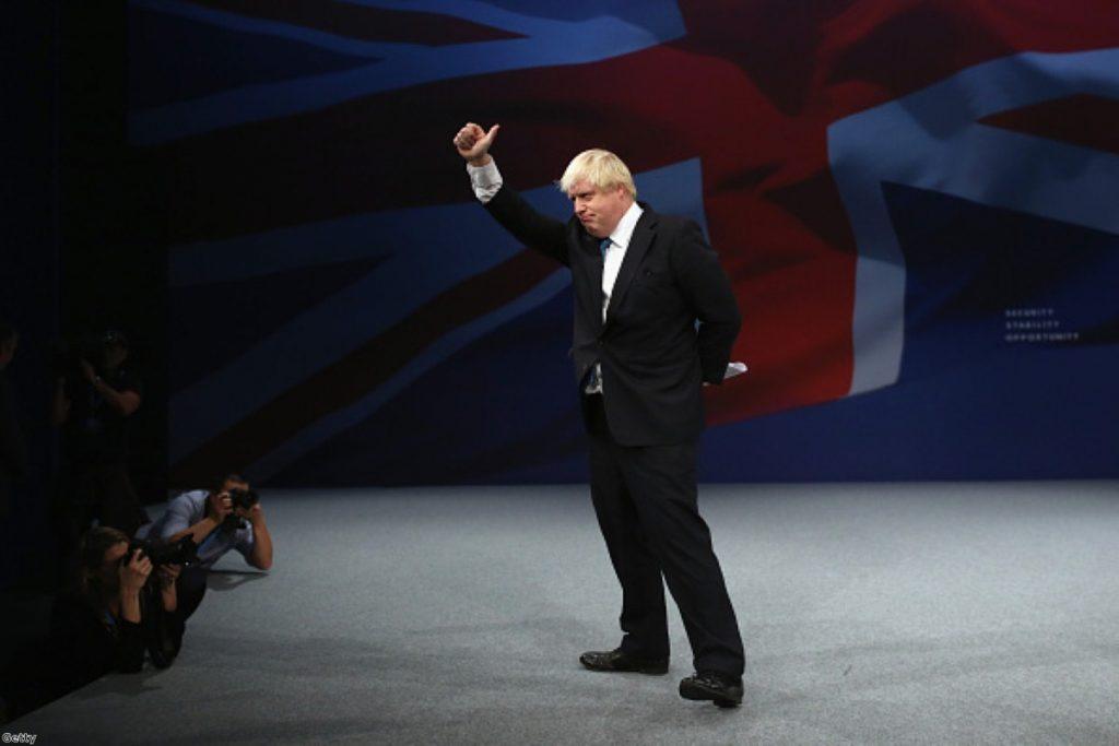 Boris Johnson: Pro-cake and pro-eating it