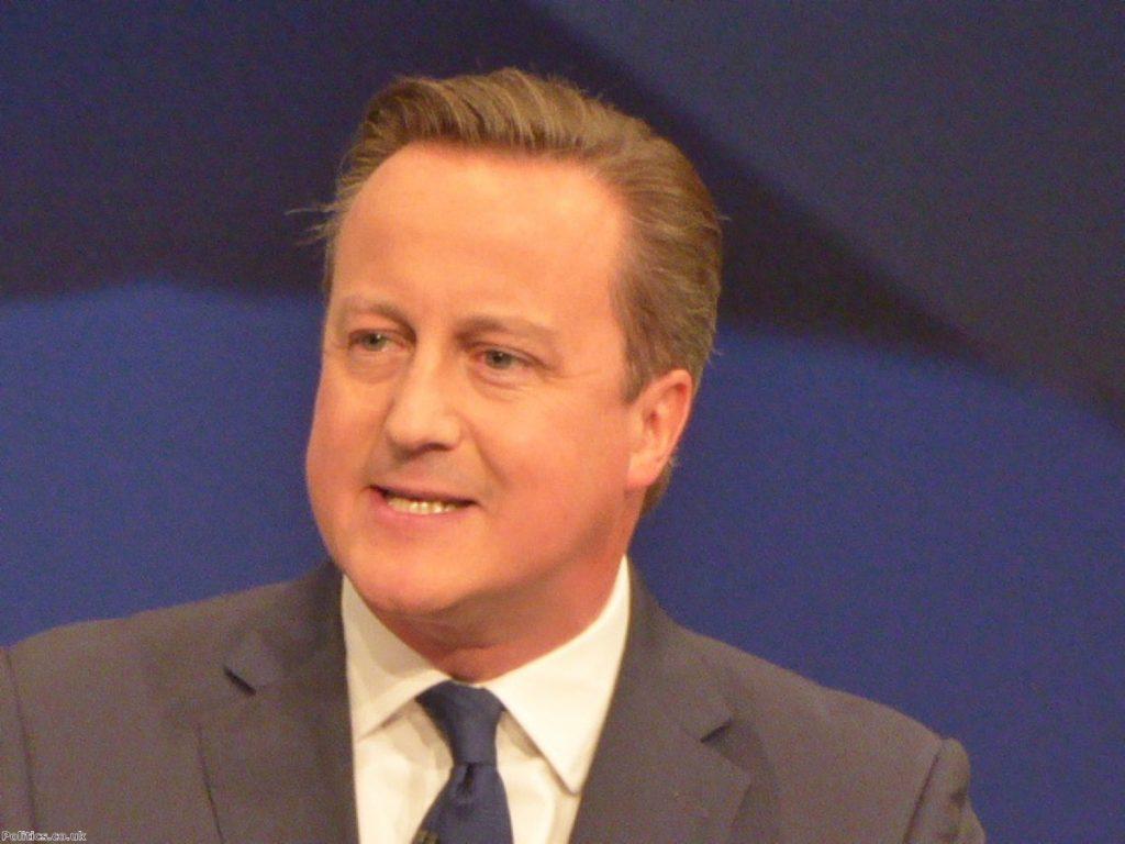 Cameron: His best speech as Tory leader?