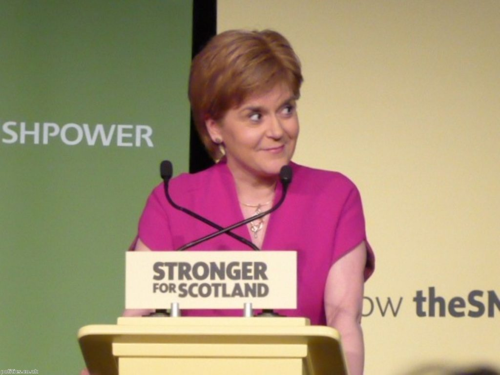 "Nicola Sturgeon: ""I actually really love the Daily Mail"""