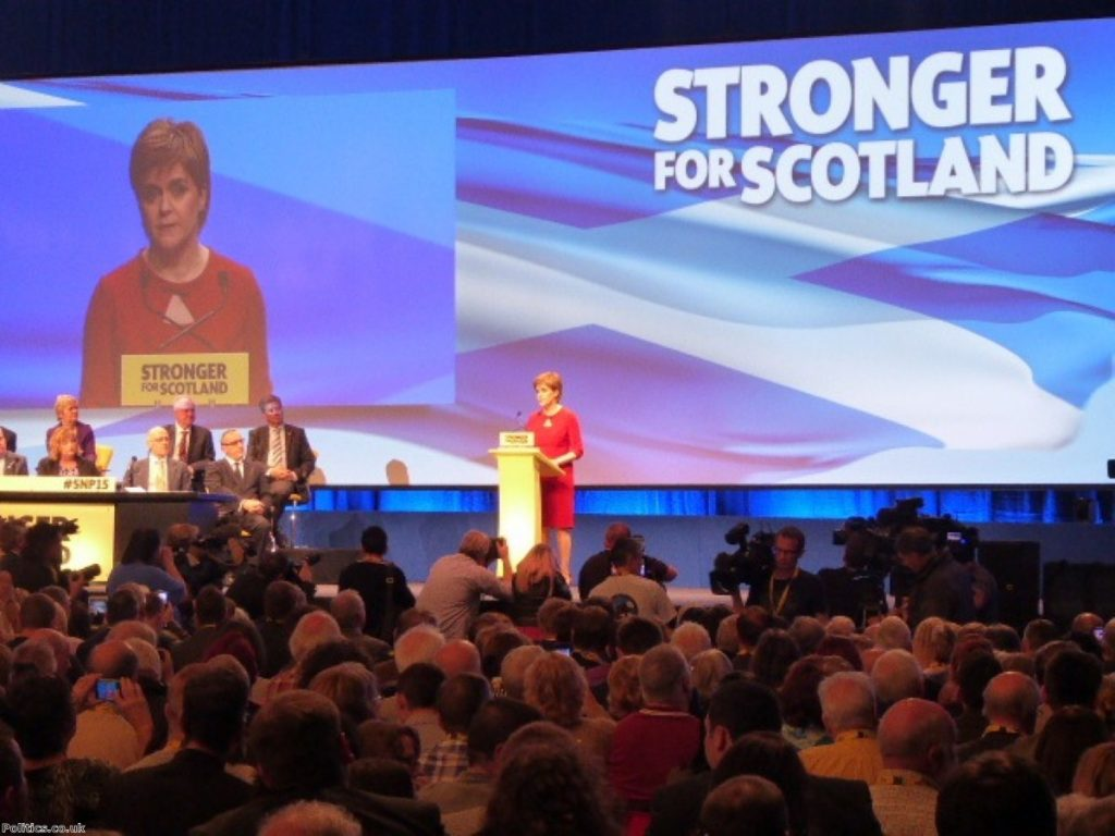 Stronger for Scotland: The SNP government is heading in an ever more authoritarian direction