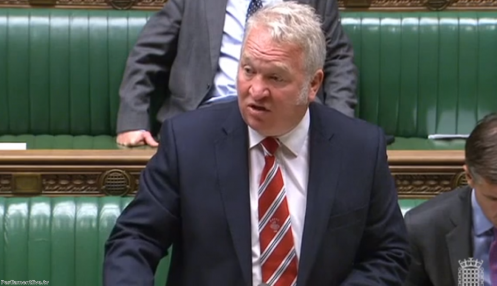 Mike Penning's performance was the most incompetent in recent Commons memory
