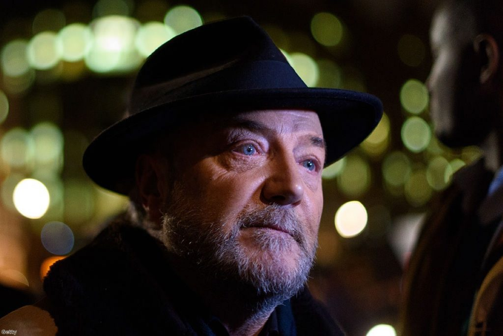 """George Galloway: ISIS """"are monsters created, wittingly and unwittingly by us"""""""