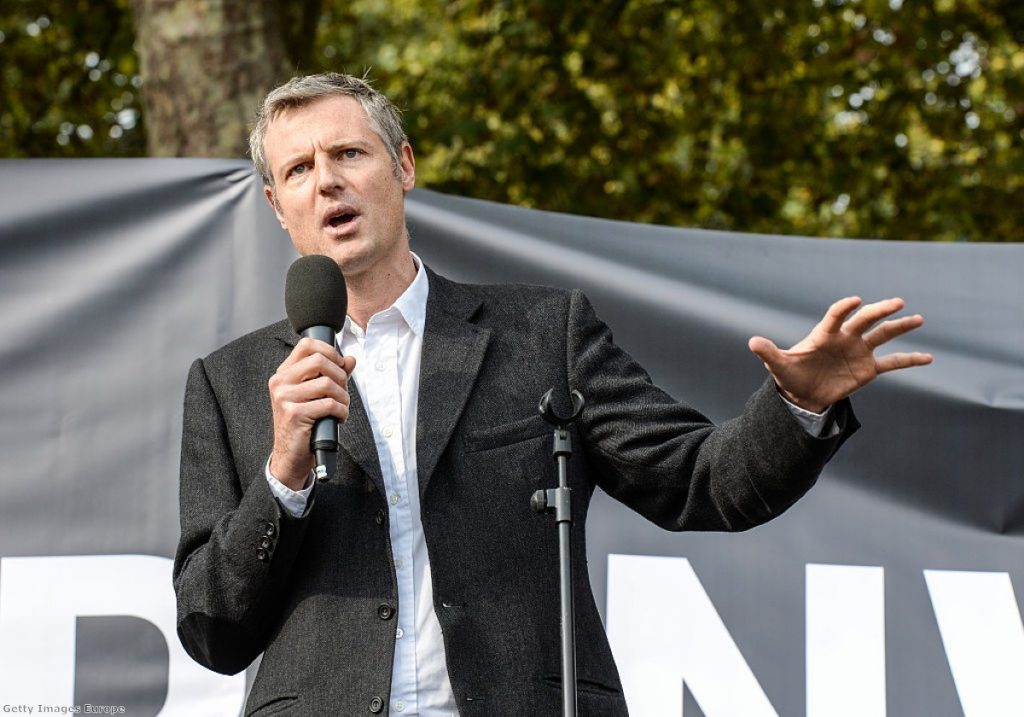 Conservative London mayoral candidate under fire for backing illegal direct action by activists