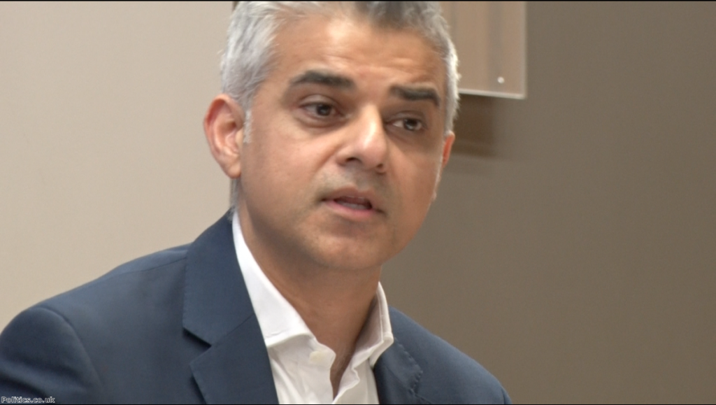 """Sadiq Khan has been urged to rethink his position on victims of crime being handed over to the Home Office for immigration enforcement"""