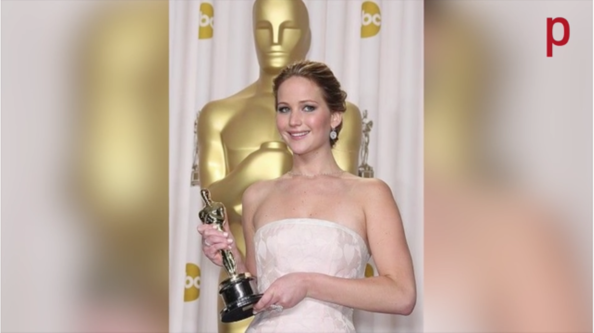 Jennifer Lawrence has spoken out about the gap in Hollywood