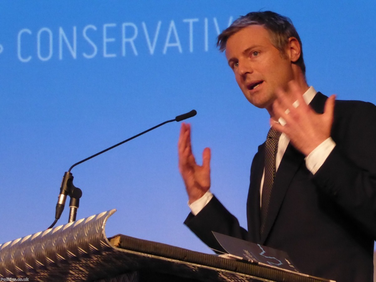 Zac Goldsmith is an independent candidate in name only