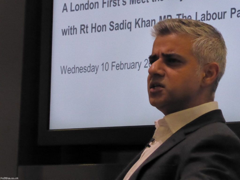 Sadiq Khan: No commitment on ticket offices