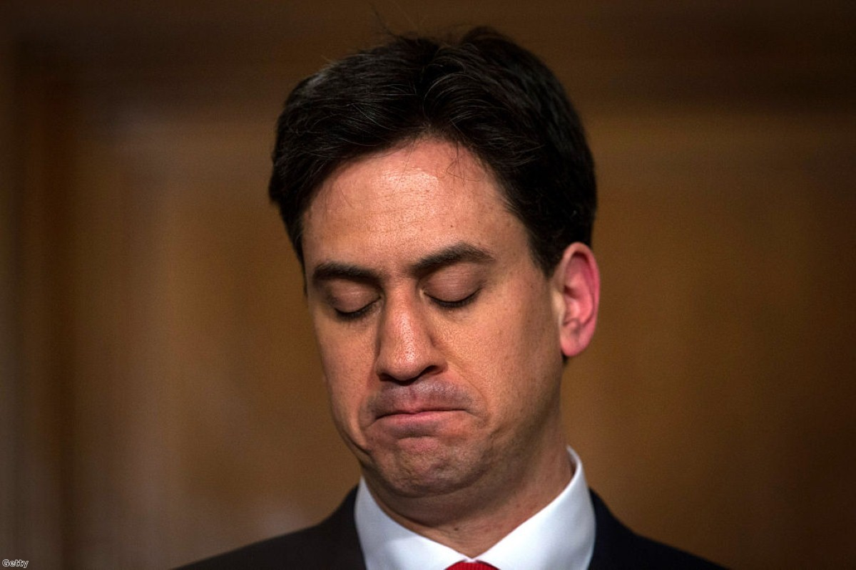 The polls suggested Ed Miliband would become prime minister last year