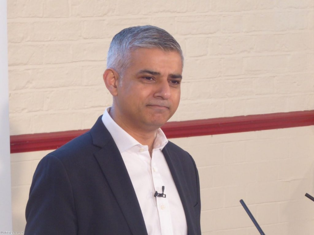 Sadiq Khan: 'I can't pull a lever on May 6th and everything becomes hunky dory'