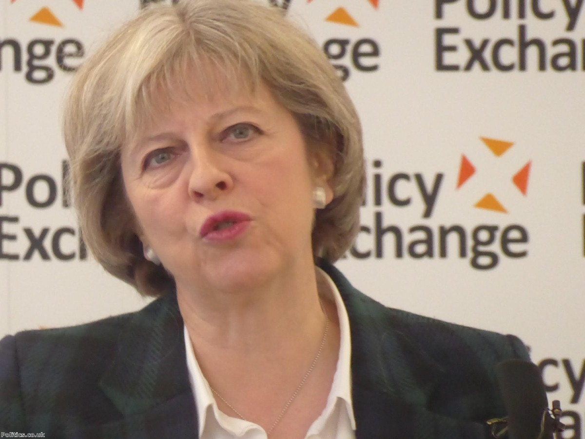 """""""May has the ability to go all the way. And that should make us very, very afraid"""""""