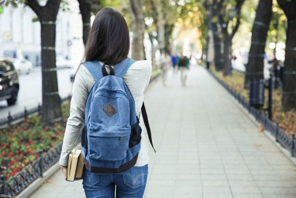 New figures show the number of people wishing to study in the UK long-term have fallen to their lowest level since 2007