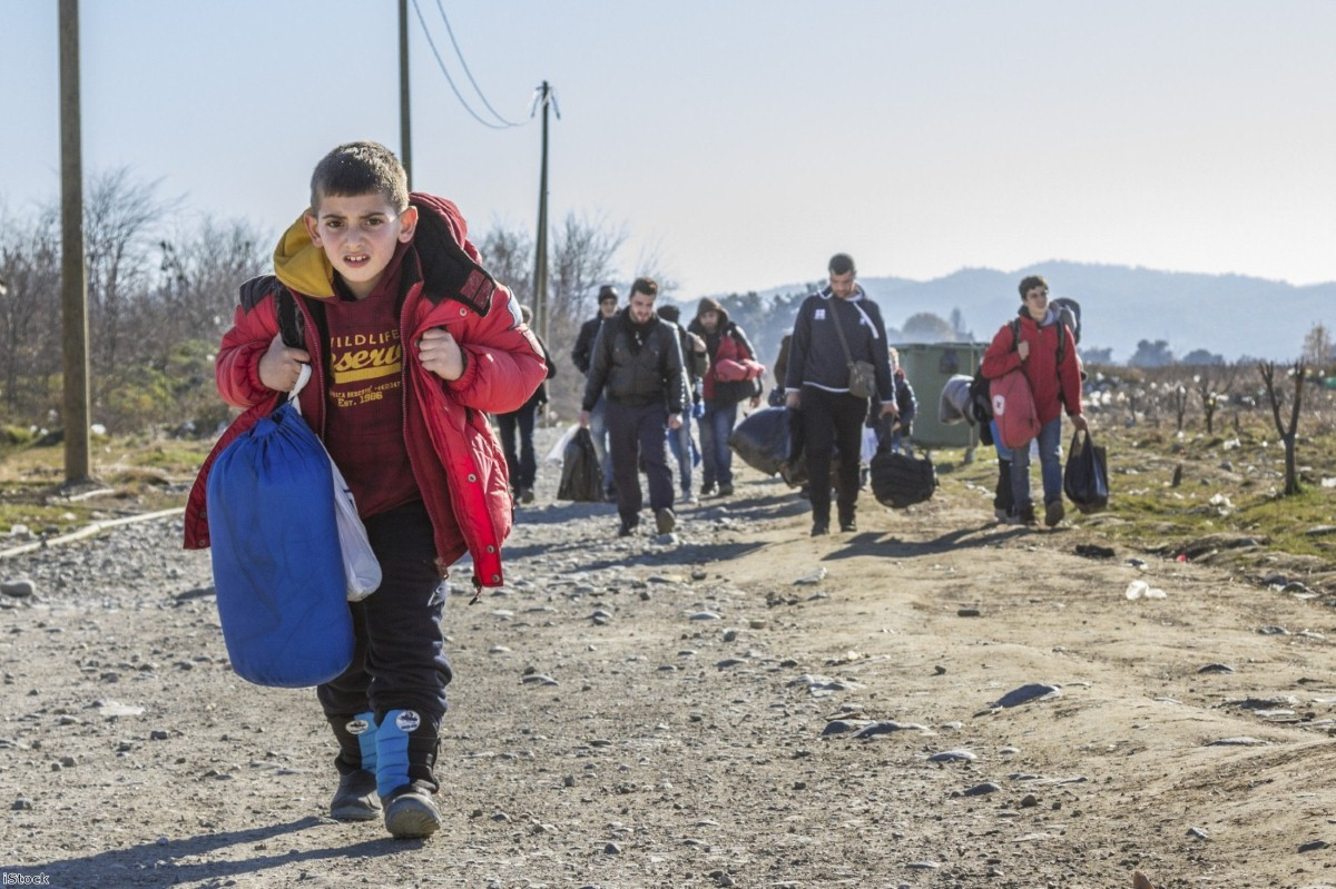 """""""The better we understand the work done by refugee charities, the better our decisions can be on what to do next"""""""