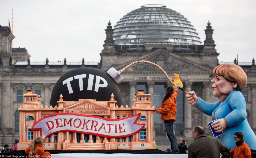 """Popular opposition to TTIP is entrenched right across Europe"""