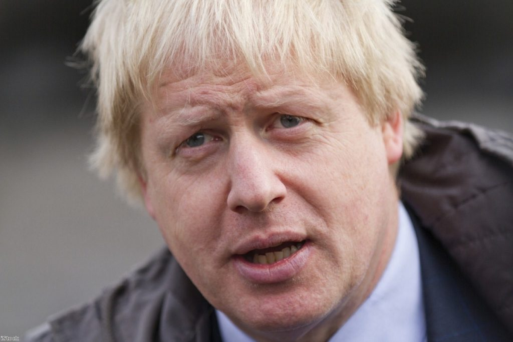 """Johnson made promises he never intended to keep in a campaign he never thought he'd win"""