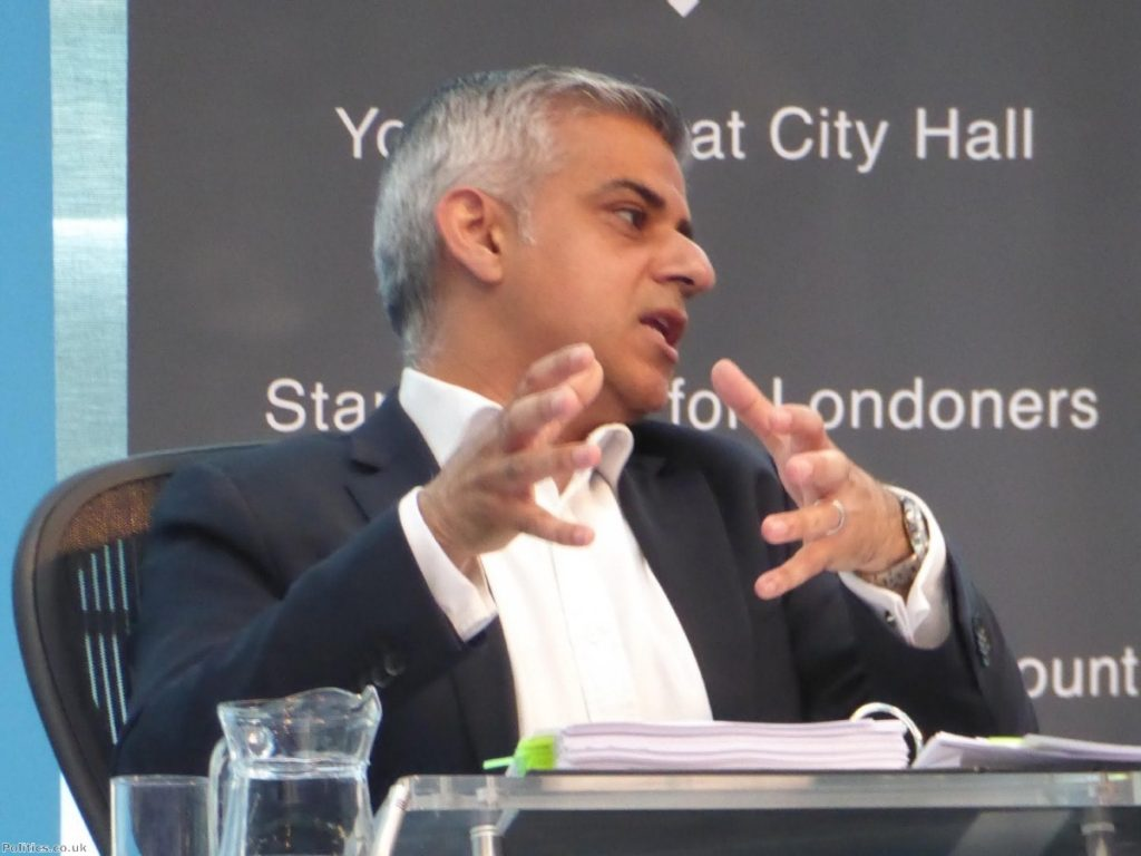 New London mayor marks a shift from the raucous and ill-tempered sessions under Boris Johnson
