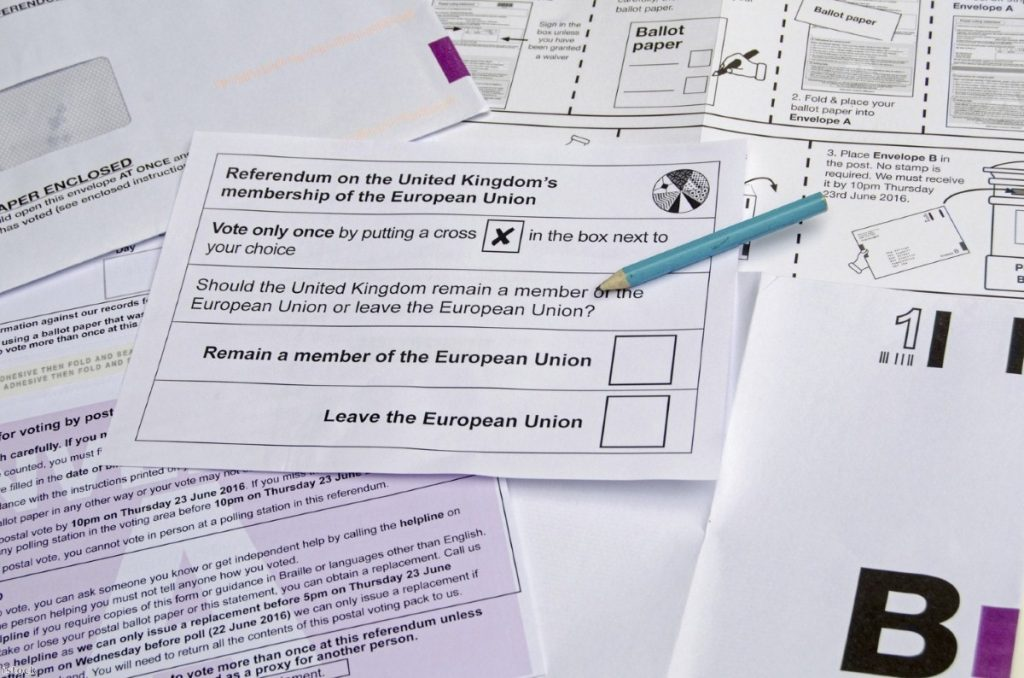 Are the MI5 conspiring to fix the result of the EU referendum?