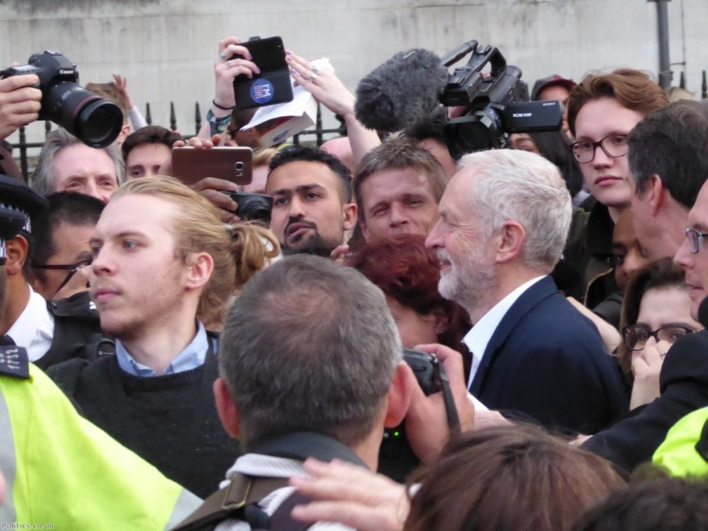 Jeremy Corbyn accused of wanting to 'ban' after work drinking