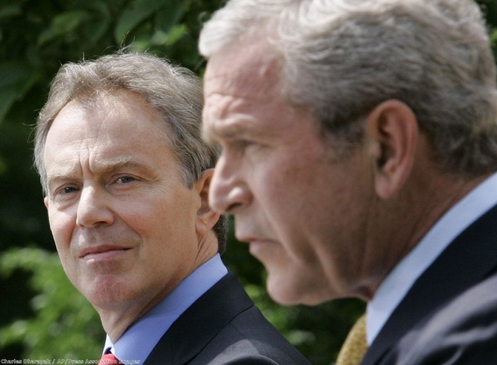 """""""It is now clear that policy on Iraq was made on the basis of flawed evidence and assessments"""""""