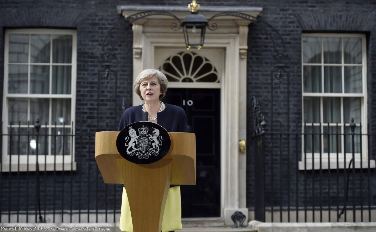 Theresa May launched the student deportation programme when she was still home secretary