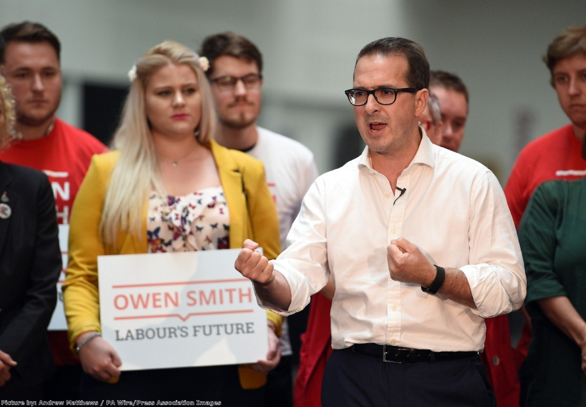 Owen Smith: 'The message we were sent at the referendum was fairly simple'