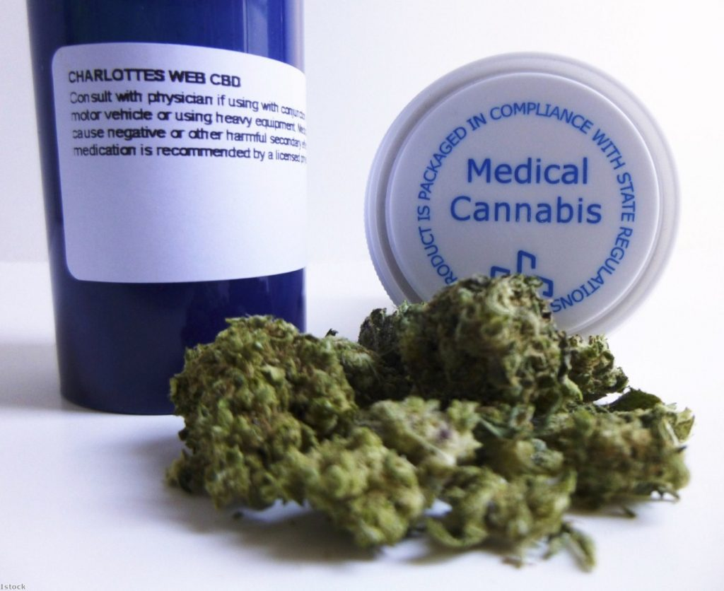 Are sellers of medical cannabis products breaking the law?