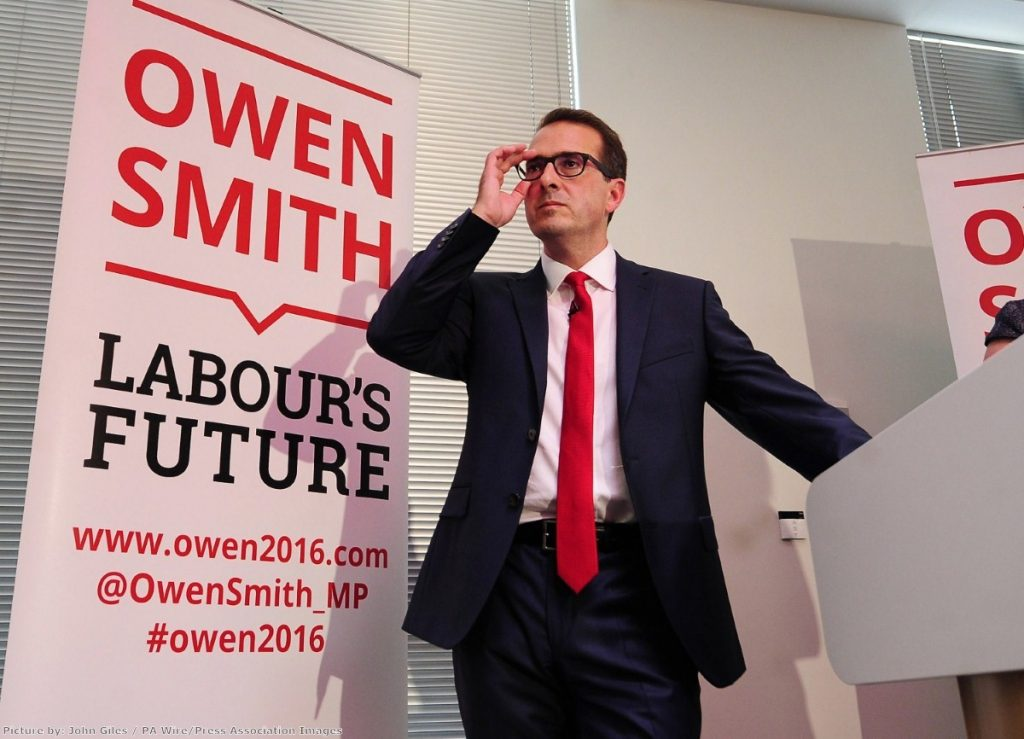 Owen Smith has had a difficult start to his campaign to become Labour leader