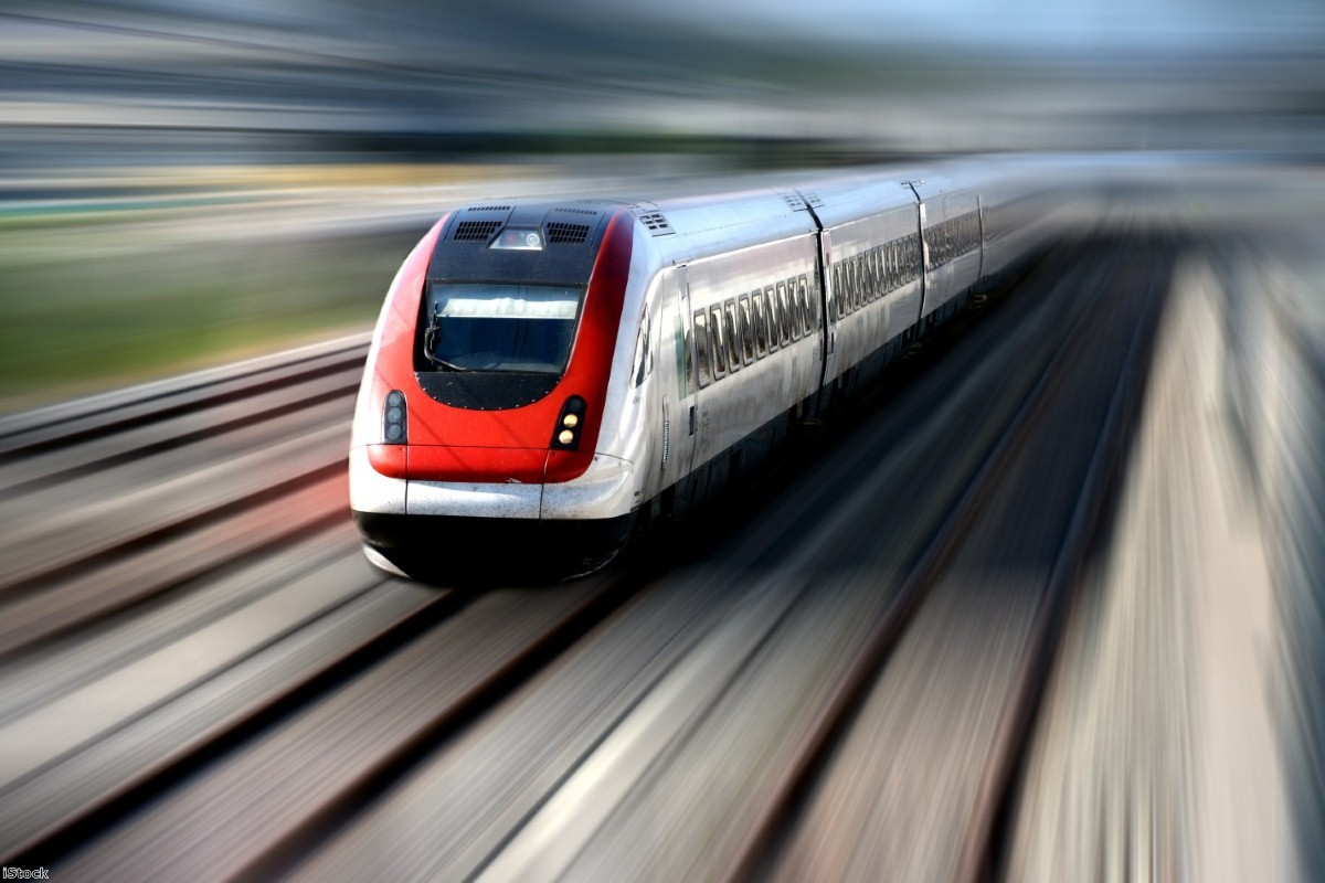"""""""We need better rail services – including HS3 so that we can reduce journey times and increase capacity"""""""