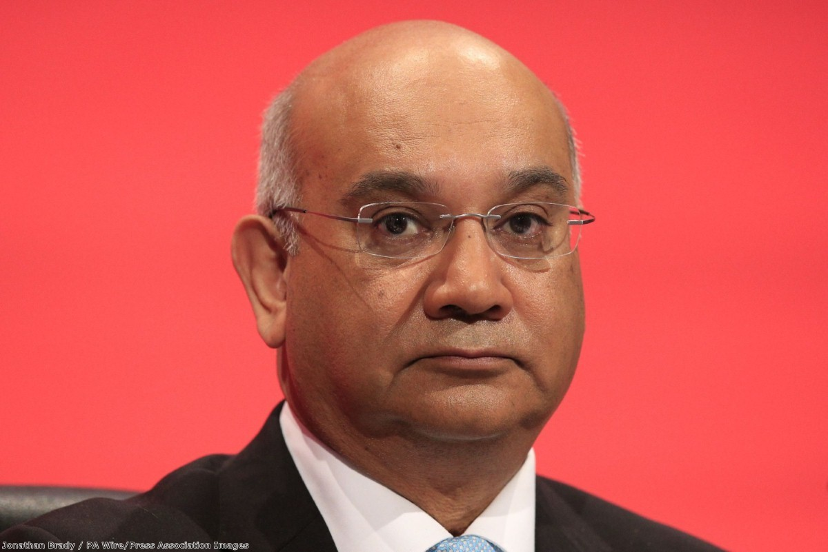 """The consequences for Keith Vaz have come thick and fast since the Mirror published a report on his alleged use of sex workers and drugs over the weekend"""