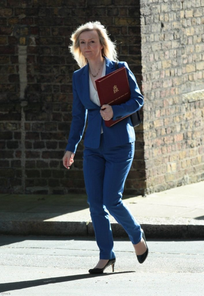 Liz Truss 'waffled and giggled but rarely got close to answering the question'