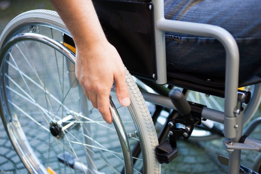 """The omission is ""potentially illegal"" in light of the government's international obligations to protect disabled people"""
