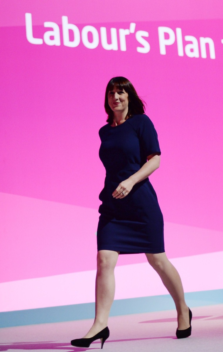 Rachel Reeves: One of three Labour MPs demanding red line on freedom of movement