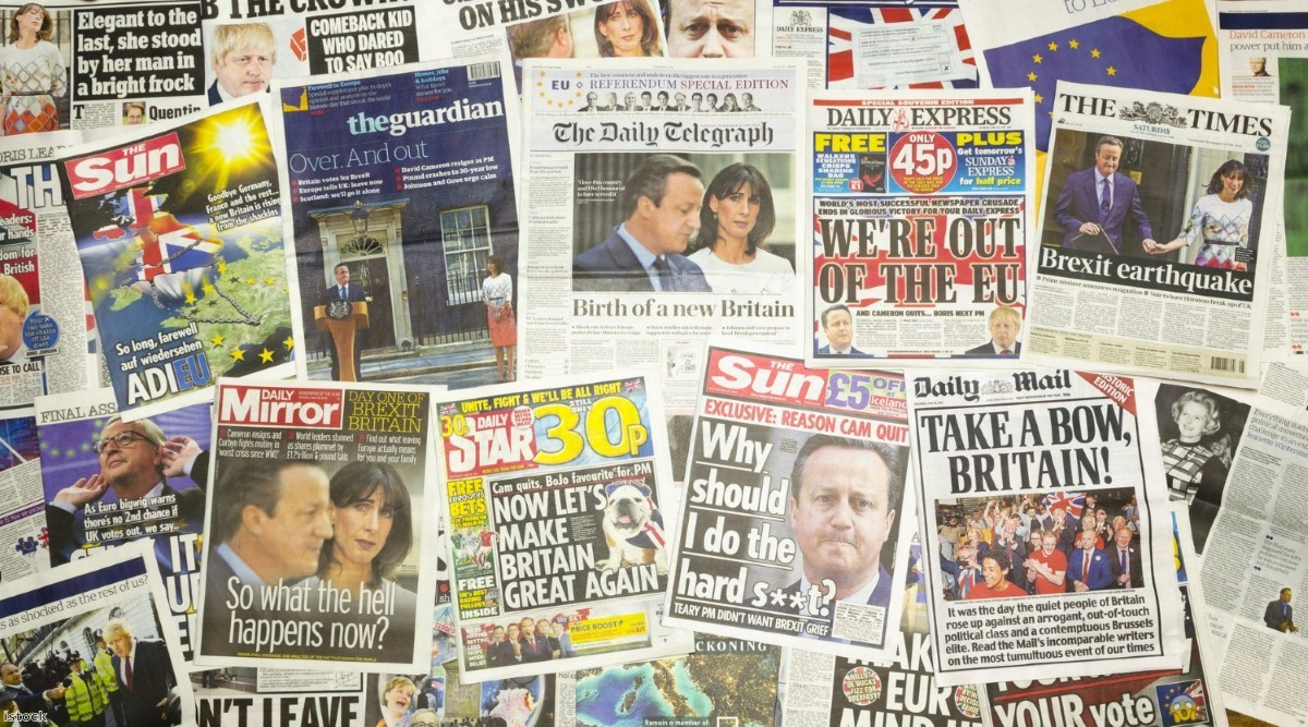 Union chief calls for media to be removed from control of 'tax exiles and ne'er-do-wells'