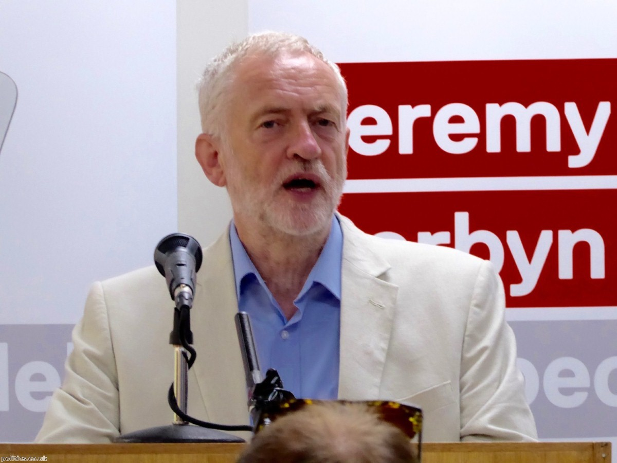 Corbyn may stand out as leader after the general election, but still be replaced by an ally