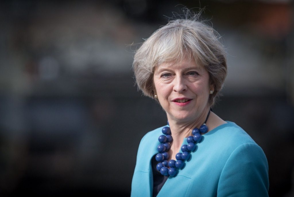Theresa May became the oldest prime minister since Thatcher when she turned 60 yesterday.